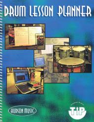 Drum Lesson Planner