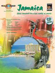 Drum Atlas: Jamaica for Snare Drum by Pete Sweeney (Book/CD Set)
