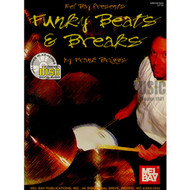 Funky Beats & Breaks for Snare Drum by Frank Briggs (Book/CD Set)