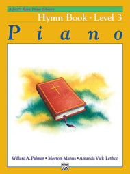 Alfred's Basic Piano Library: Hymn Book, Level 3