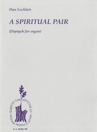 A Spiritual Pair for Organ