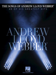The Songs of Andrew Lloyd Webber - Horn Songbook