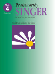 Praiseworth Singer Volume 4: •Women of Faith