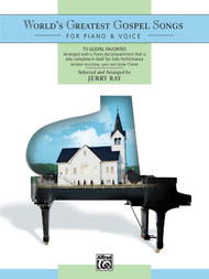 World's Greatest Gospel Songs for Piano / Vocal