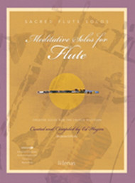 Meditative Solos for Flute (Book/CD Set)