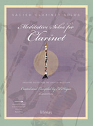 Meditative Solos for Clarinet (Book/CD Set)
