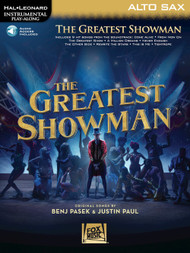 The Greatest Showman - Songbook for Alto Sax