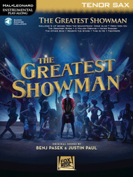 The Greatest Showman - Songbook for Tenor Sax