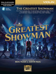 The Greatest Showman - Songbook for Violin