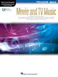 Movie & TV Music - Tenor Sax Songbook