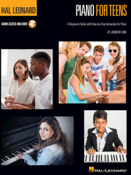 Piano for Teens by Jennifer Linn