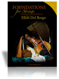 Foundations for Strings - Book 1 for Cello