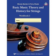 Basic Music Theory and History for Strings Workbook 2 - String Bass