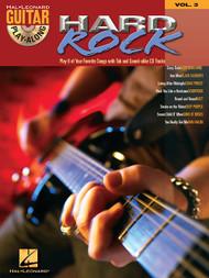 Hard Rock - Guitar Play Along Book