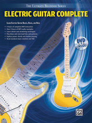 The Ultimate Beginner Series: Electric Guitar Complete (Book/DVD Set)