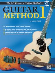 The 21st Century Guitar Method: Guitar Method 1 (Book/CD Set)