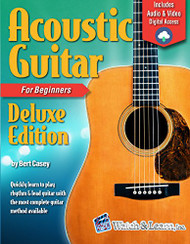 Acoustic Guitar for Beginners Deluxe Edition (Book/DVD/CD Set)