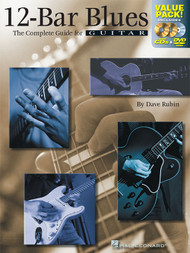 12-Bar Blues: The Complete Guide for Guitar (Book/DVD/CD Set) by Dave Rubin