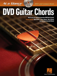 At a Glance Series - DVD Guitar Chords (Book/DVD Set)