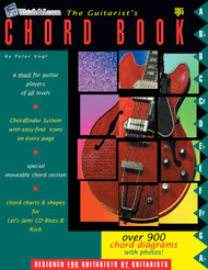 The Guitarist's Chord Book by Peter Vogl