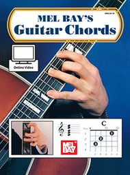 Mel Bay's Guitar Chords (with Online Video)