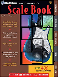 The Guitar Scale Book by Peter Vogl