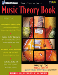 The Guitarist's Music Theory Book (Book/CD Set) by Philip Vogl