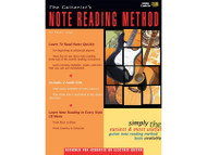 The Guitarist's Note Reading Method (Book/CD Set) by Philip Vogl