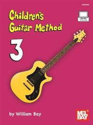 Mel Bay's Children's Guitar Method, Book 3 (with Online Video)