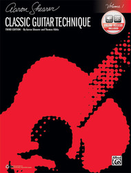Aaron Shearer Classical Guitar Technique, Volume 1 - 3rd Edition (with Online Media Access)