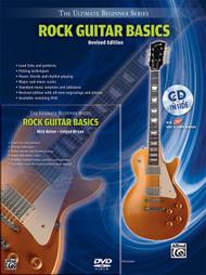 The Ultimate Beginner Series: Rock Guitar Basics, Revised Edition Mega Pak (Book/DVD/CD Set) by Nick Nolan & Colgan Bryan