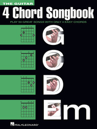 The Guitar 4 Chord Songbook