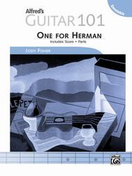 Alfred's Guitar 101 - Ensemble: One for Herman for Guitar Ensemble