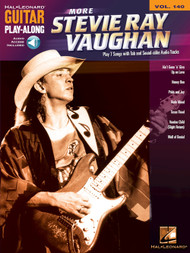 More Stevie Ray Vaughan -- Hal Leonard Guitar Play-Along Volume 140 (with Audio Access)