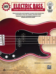 DiY (Do It Yourself) Electric Bass (with Online Media) by Ron Manus & L.C. Harnsberger