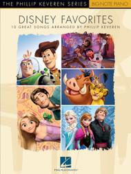 Disney Favorites - Big-Note Piano Songbook