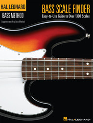Hal Leonard Bass Method: Bass Scale Finder