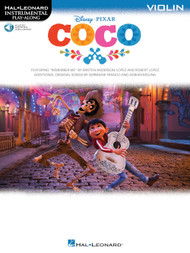Coco (Music from the Motion Picture) - Violin Play-Along