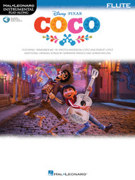 Coco (Music from the Motion Picture) - Flute Play-Along