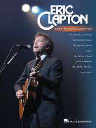 Eric Clapton Easy Piano Collection - Easy Piano Songbook
