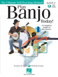 Play Banjo Today! Level 1 (with Audio Access)