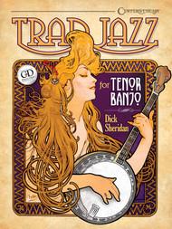Trad Jazz for Tenor Banjo (Book/CD Set) by Dick Sheridan