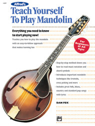 Teach Yourself to Play Mandolin by Dan Fox