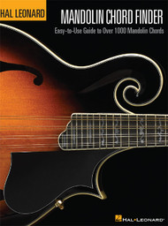 Hal Leonard Mandolin Method Chord Finder