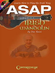 ASAP Irish Mandolin (Book/CD Set) by Doc Rossi