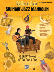 Just for Fun: Swingin' Jazz Mandolin in Easy Mandolin Tab Edition