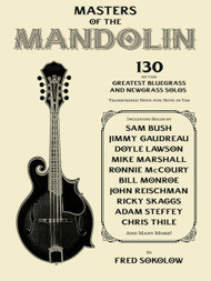 Masters of the Mandolin by Fred Sokolow