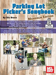Parking Lot Picker's Songbook, Mandolin Edition (with Online Audio)