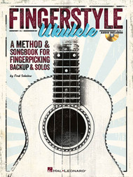 Fingerstyle Ukulele (with Audio Access) by Fred Sokolow