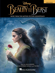 Beauty and the Beast, Music from the Motion Picture Soundtrack for Ukulele